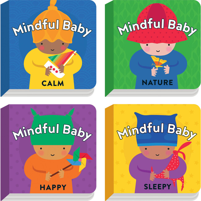 Mindful Baby: Board Book Sets