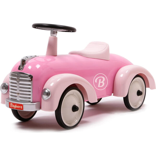 Candy Pink Speedster - Ride-On - 1