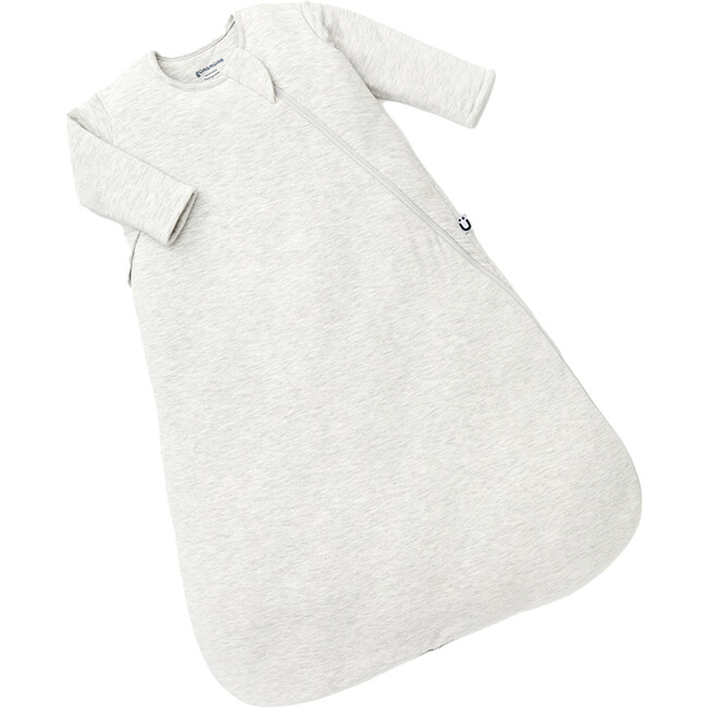 Sleep Bag Long Sleeve Premium Duvet (1 TOG), Heather Grey