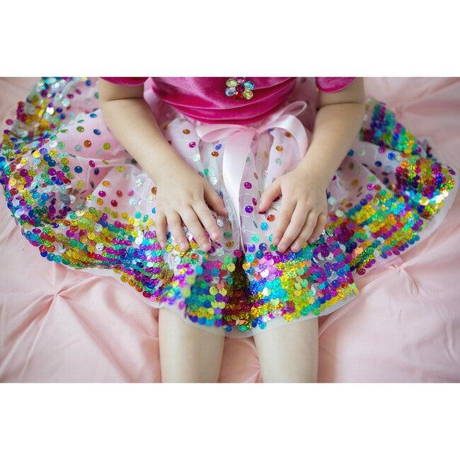 Party Fun Sequin Skirt