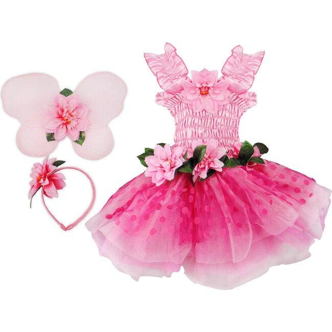 Fairy Blooms Deluxe Dress, Pink