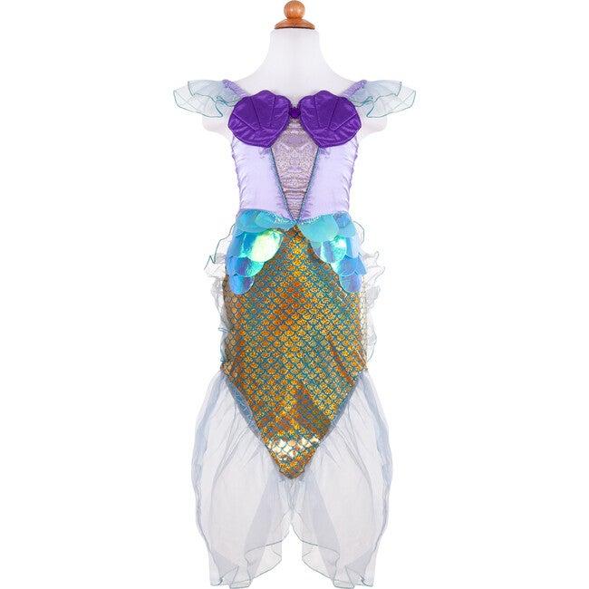 Lilac Mermaid Dress