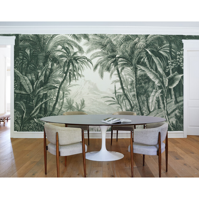 Jungle Removable Mural