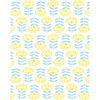 Tea Collection Stylized Papyrus Removable Wallpaper, Daffodil - Wallpaper - 1 - thumbnail