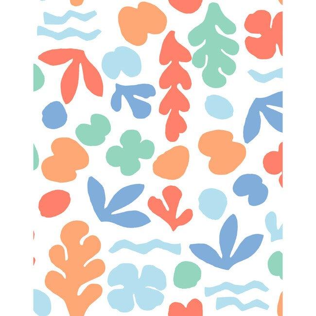 Tea Collection Sea Garden Traditional Wallpaper, Caribbean - Wallpaper - 1