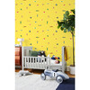 Tea Collection Olympians Traditional Wallpaper, Daffodil - Wallpaper - 2