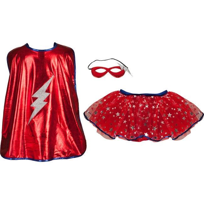 Superhero Tutu Set - Costume Accessories - 1