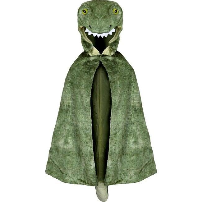 T-Rex Hooded Dinosaur Cape