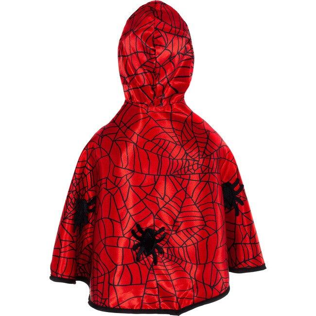 Baby Spider/Bat Cape Reversible Cape