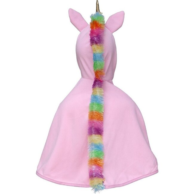 Unicorn Cape, Pink