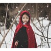 Little Red Riding Hood Cape - Costume Accessories - 2
