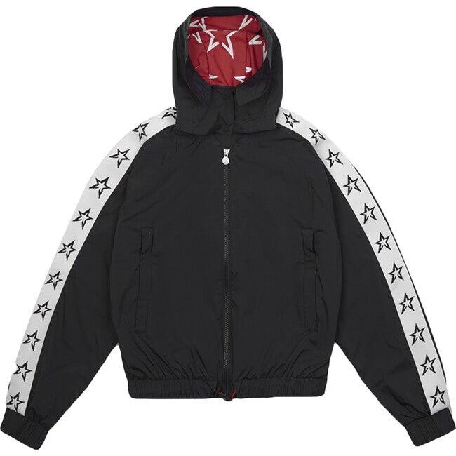 Women's Star Jacket, Black