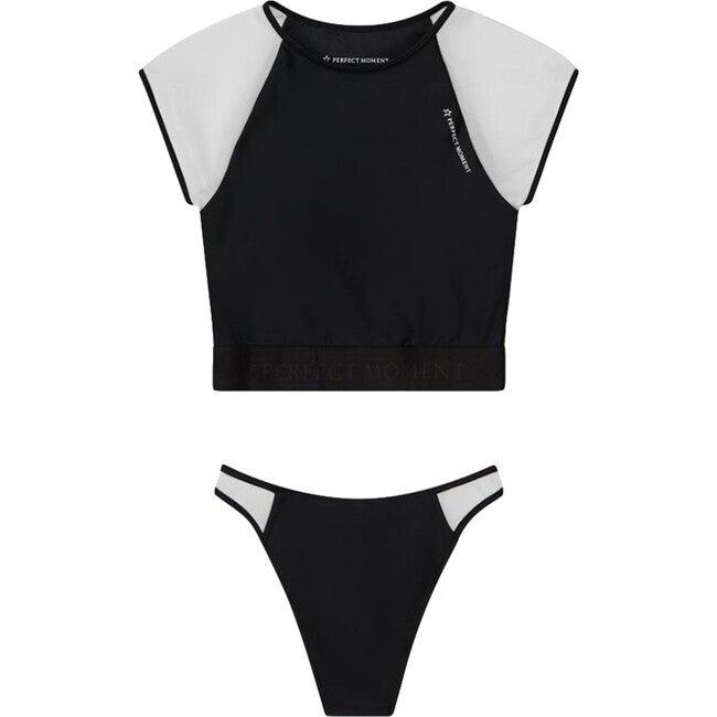 Women's Mesh Bikini, Black