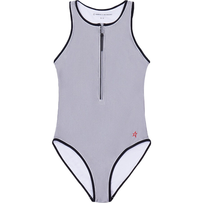 Women's Active One Piece, Silver