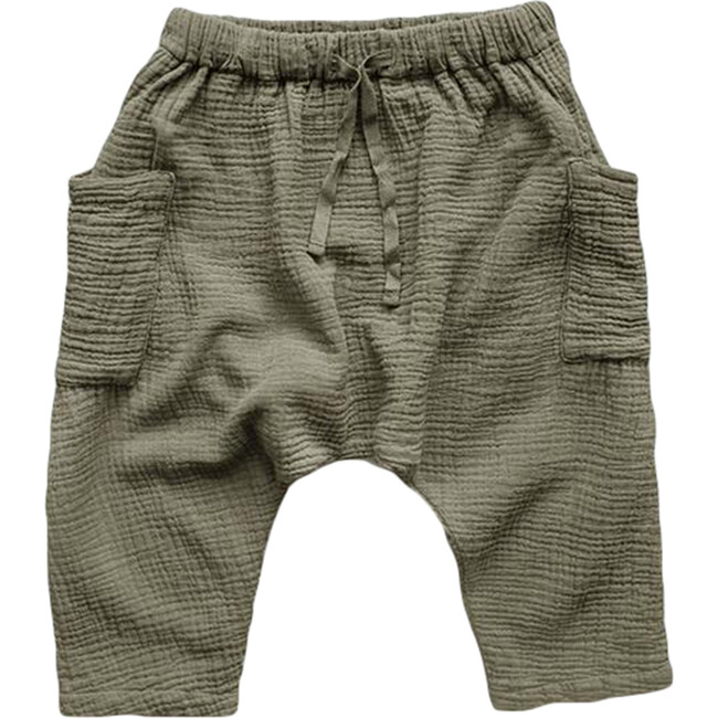 The Muslin Trouser, Sage