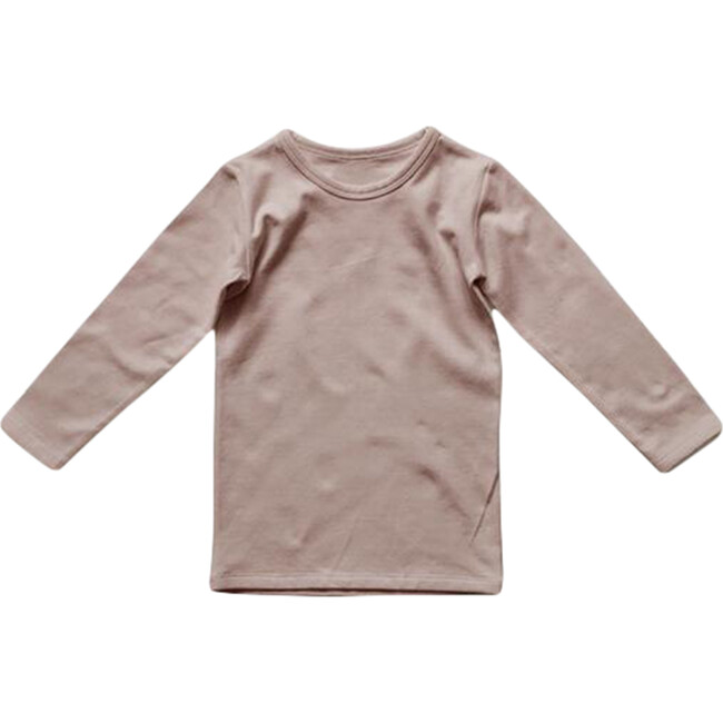 The Everyday Baby Top, Antique Rose