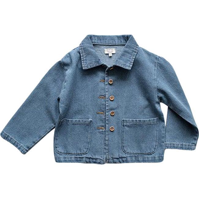 The Denim Jacket, Light Denim