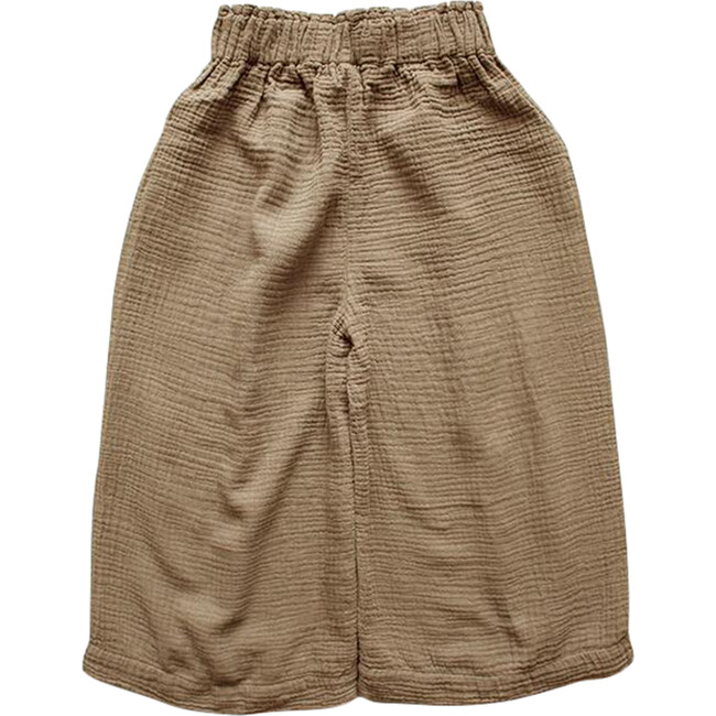 The Baby Muslin Culotte, Camel