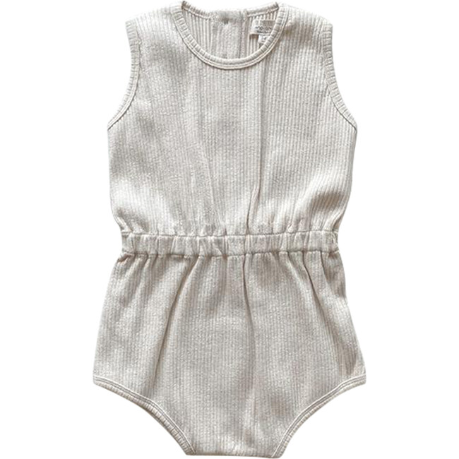 The Baby Dawn Romper, Undyed