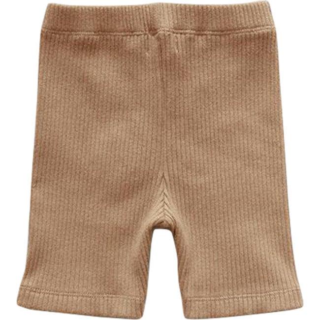 The Baby Biker Short, Clay - Shorts - 1