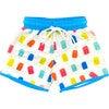 Jude Boardshorts in Popsicle - Swim Trunks - 1 - thumbnail