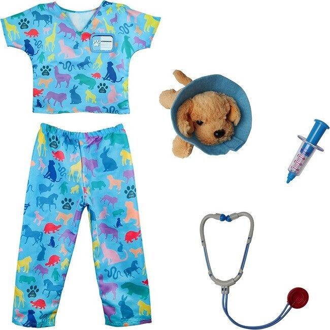 Veterinarian Set w/ Accessories