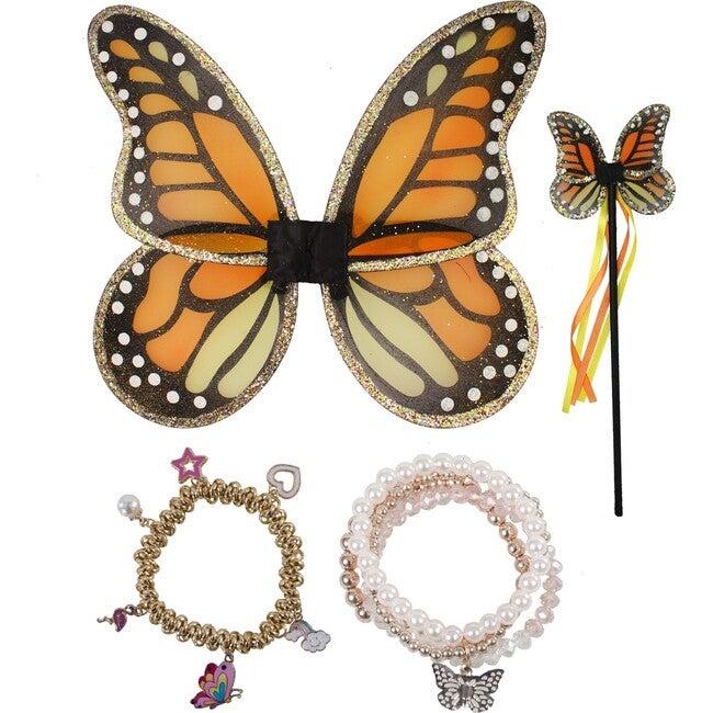 Beautiful Monarch Butterfly and Bracelet Bundle