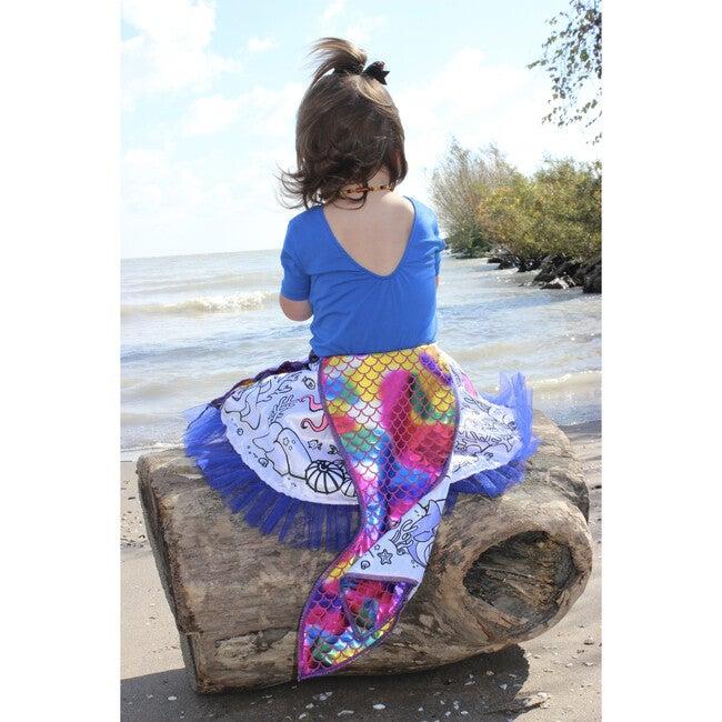 Color-a-Skirt Mermaid