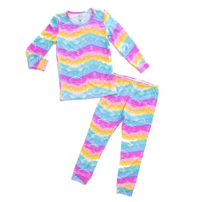 Tidal Wave PJ, Rainbow - Pajamas - 1