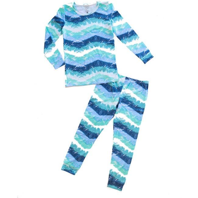 Tidal Wave PJ, Blue