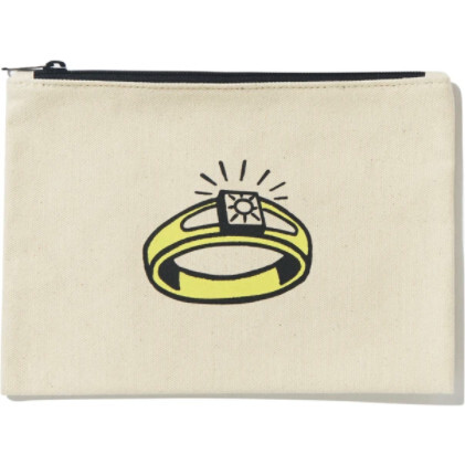 The Luxury Pouch, Canvas