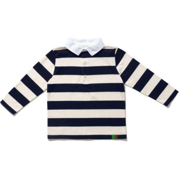 Organic Rugby, Cream/Navy