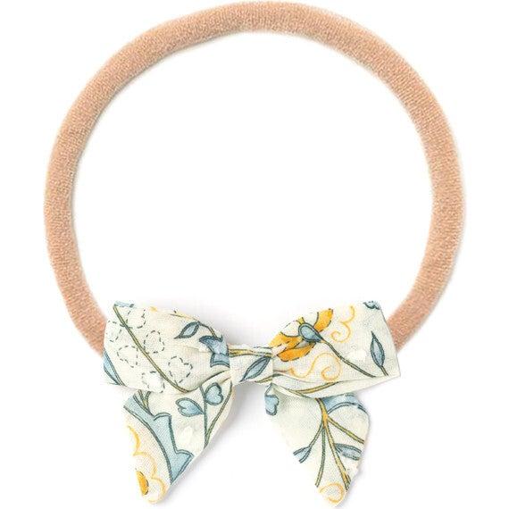 Headband Bow, Mustard Wallpaper