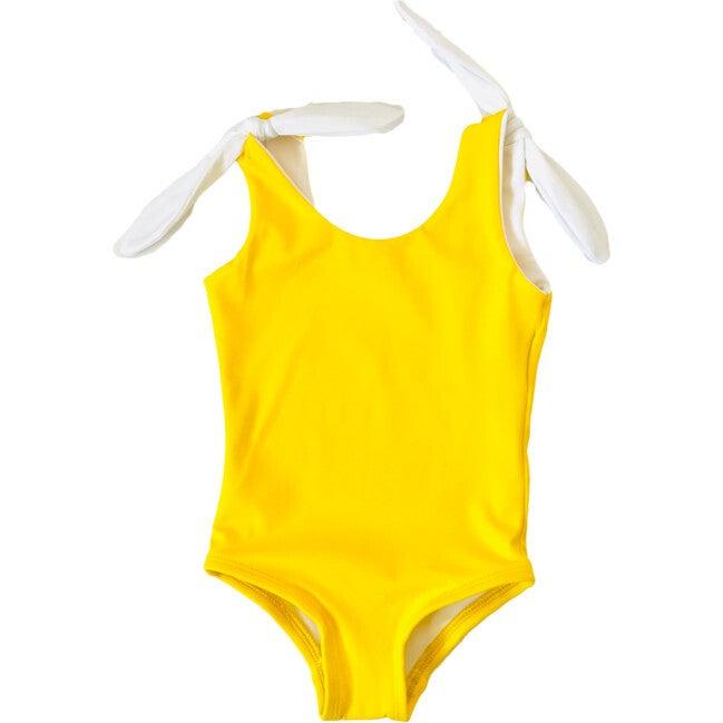 Tinsley Shoulder Tie, Lemon