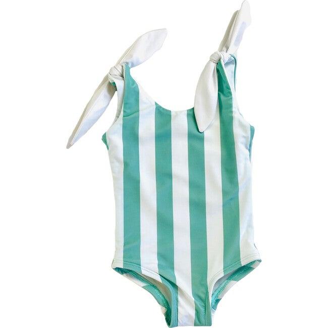 Tinsley Shoulder Tie, Seafoam Green