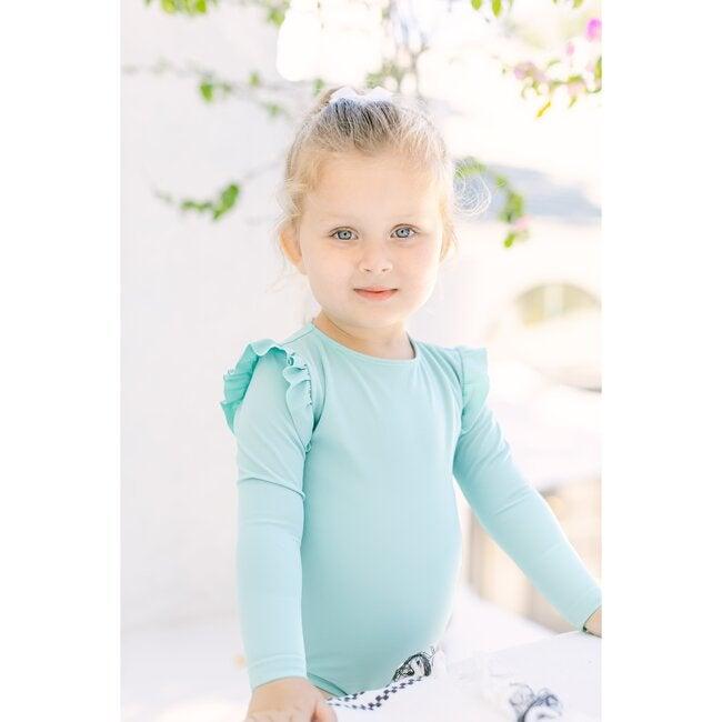 Mia Rashguard, Seafoam Green