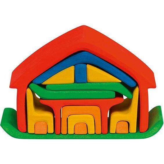 """""""All In"""" Handcrafted Building House"""