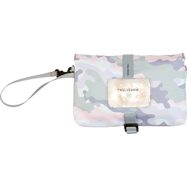 On-The-Go Changing Station, Blush Camo