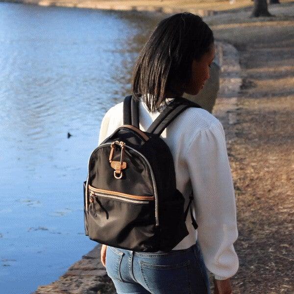 Tiny-Go Backpack, Black