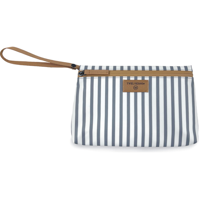 On-The-Go Insulated Pouch, Stripes