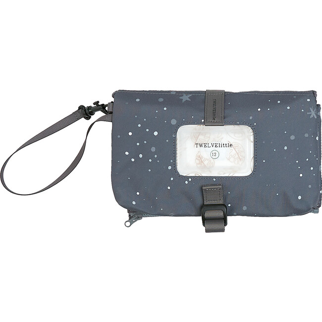 On-The-Go Changing Station, Grey Twinkle