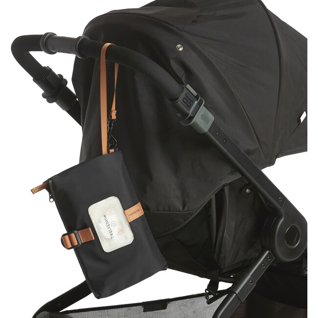 On-The-Go Changing Station, Black