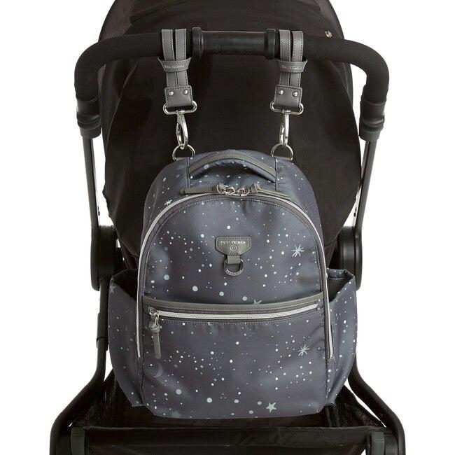 Midi-Go Backpack, Grey Twinkle