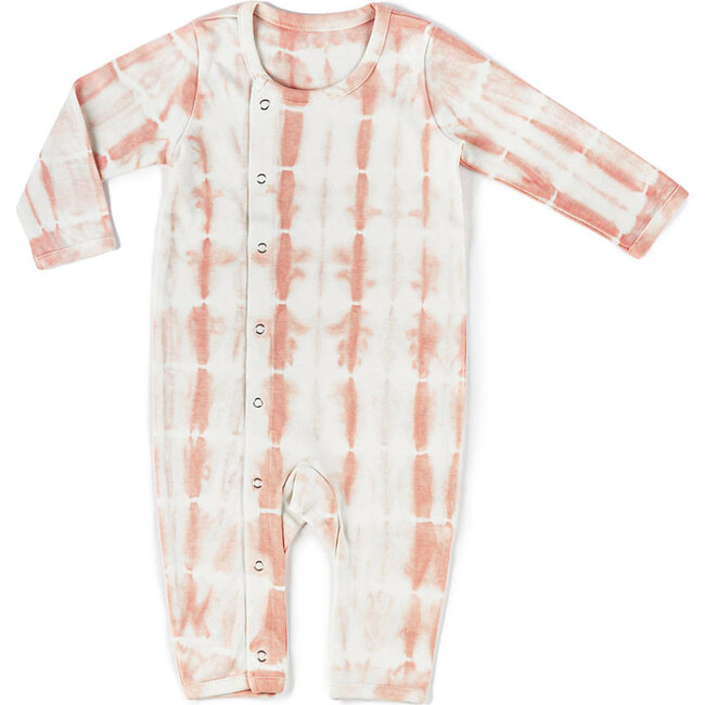 *Exclusive* Tie-Dye Romper, Pink