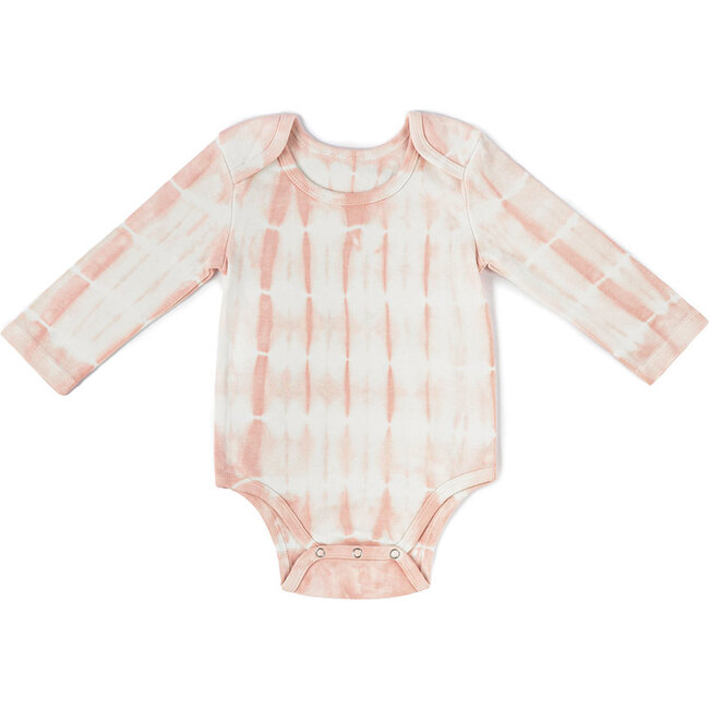 *Exclusive* Tie-Dye One-Piece, Pink
