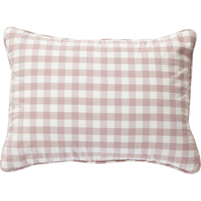 Check Mate Nursery Pillow, Blossom - Pillows - 1