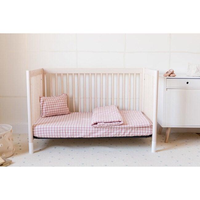 Check Mate Nursery Pillow, Blossom