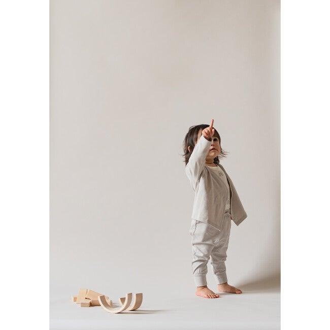 Essential Pant, Dove Grey