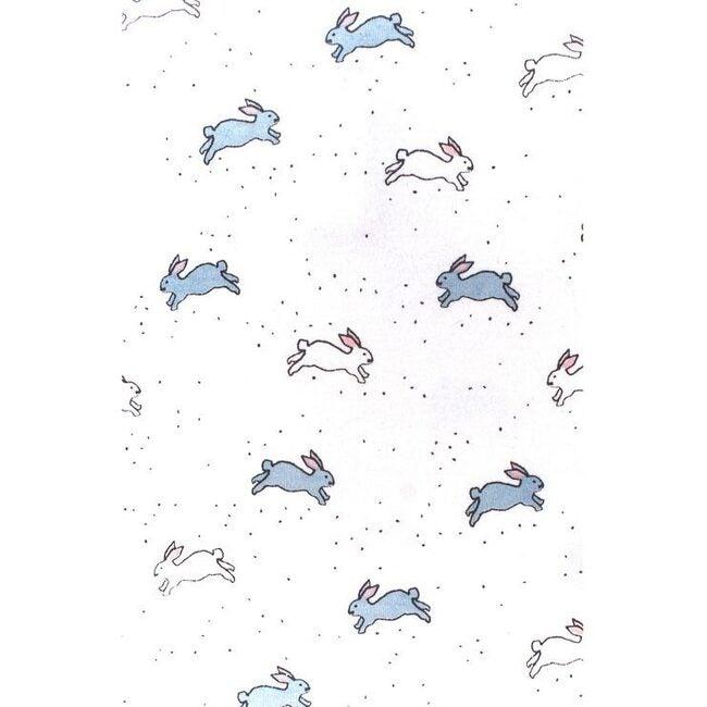 Organic Tiny Bunny Romper