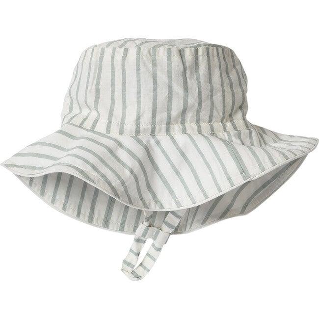 Stripes Away Bucket Hat, Sea
